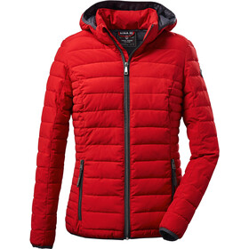 G.I.G.A. DX by killtec Ventoso Quilted Jacket Women red